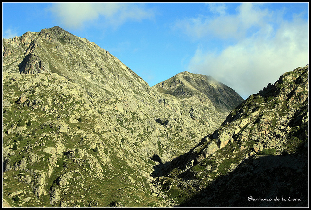 Ruta a pie hasta el Barranc de la Lora: 3h15min