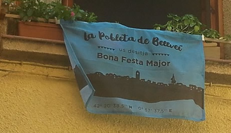 Fiesta mayor Pobleta
