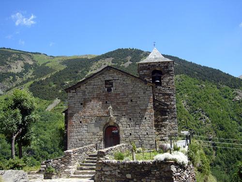 Iglesias Románicas de la Vall Fosca