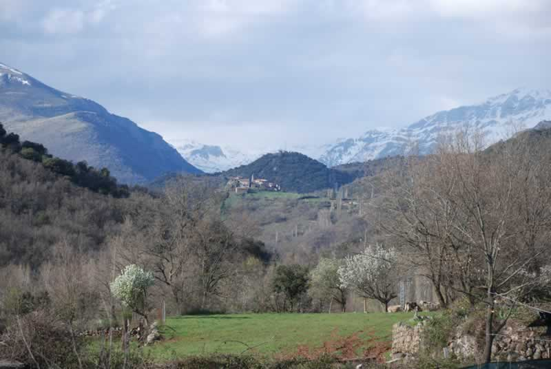 La Vall Fosca, los pueblos